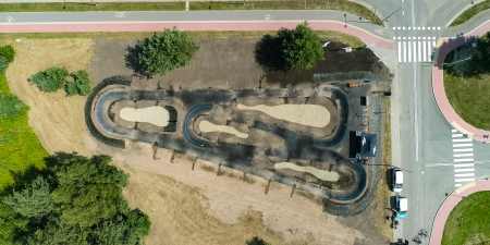 Pumptrack Mielec