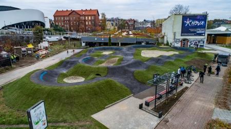 Pumptrack Jaworzno