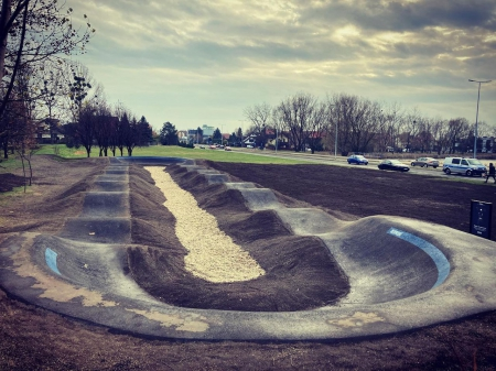 Pumptrack Tychy