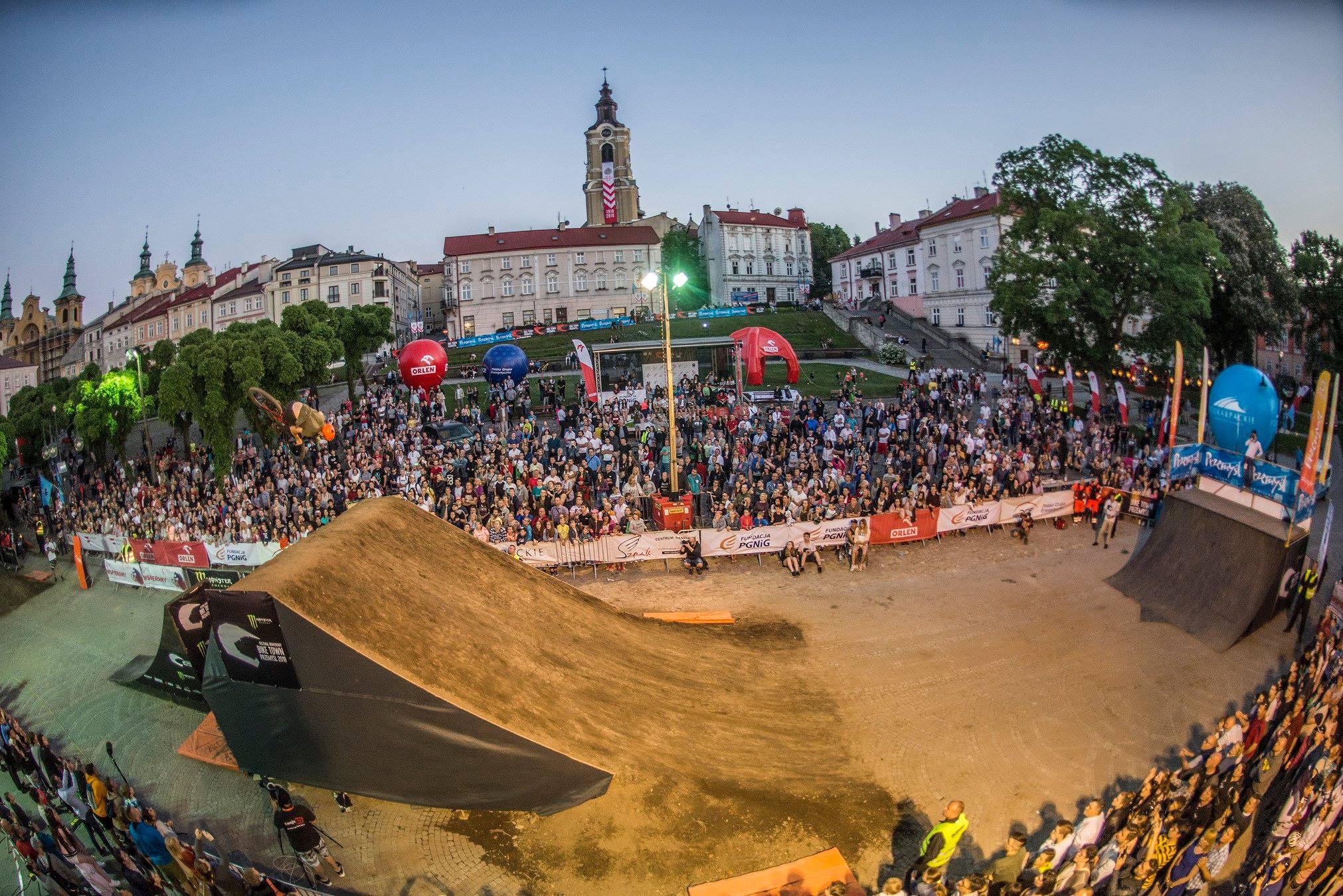 Bike Town Przemyśl 2018 po raz kolejny jedną z najlepszych imprez w kraju!